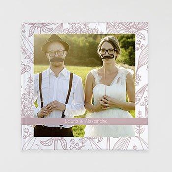 Achat livre-photo carré 30 x 30 mariage royal