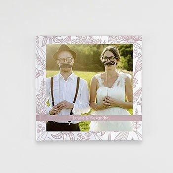 Livre Photo Carré 20 x 20 - Mariage Royal - 1