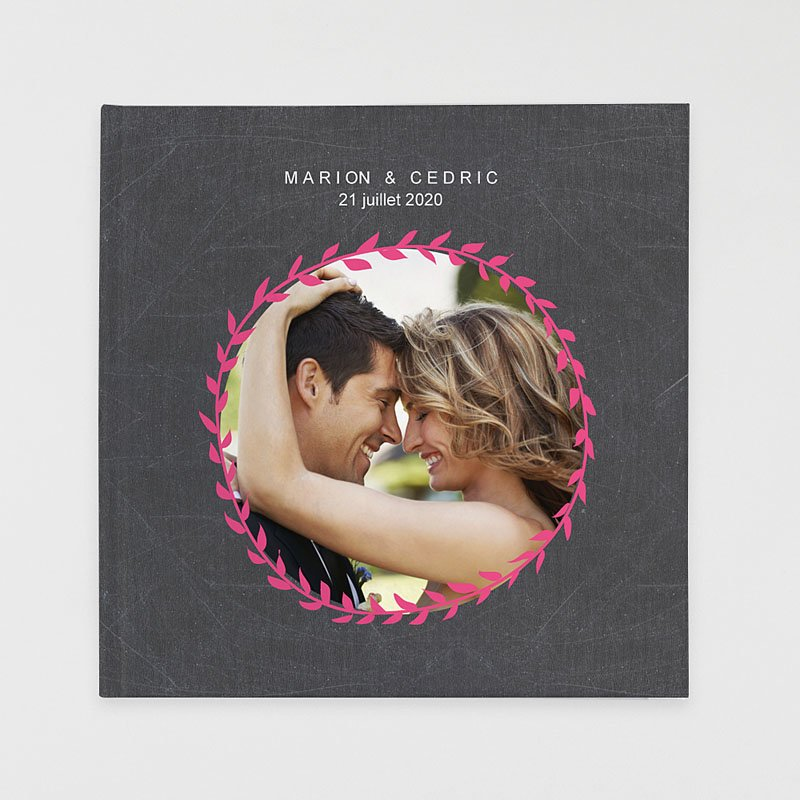 Livre-Photo Carré 30 x 30 - Love et  Ardoise 35935 thumb