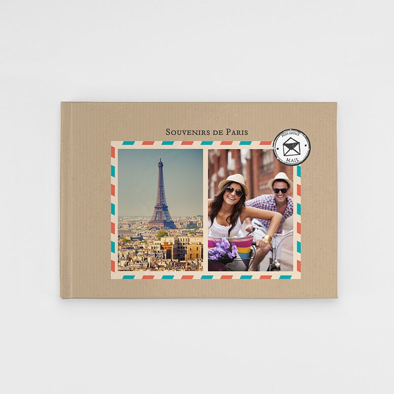 Livre Photo A5 Paysage Carnet de voyage