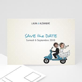 Save-The-Date - Vespa - 0