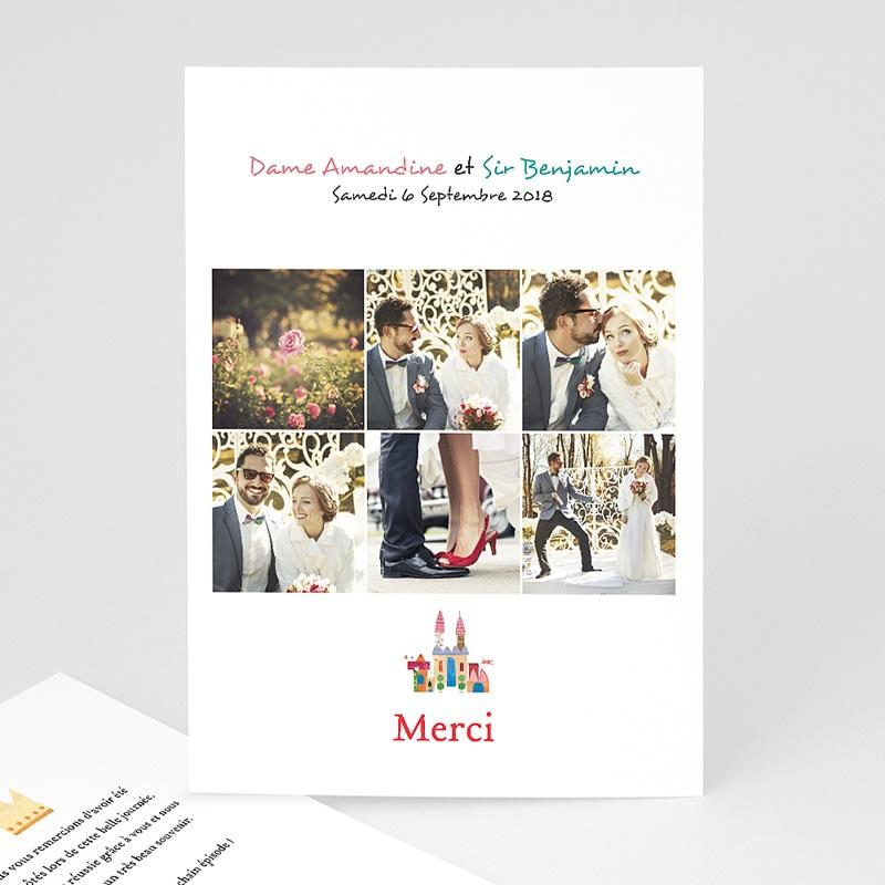 Remerciements Mariage Personnalisés Marche Nuptiale