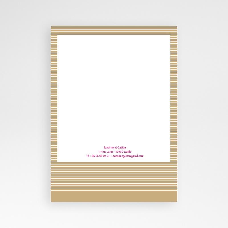 Faire Part Mariage Original - Marions-nous 36604 thumb