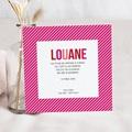 Faire-Part Naissance Fille - Douce Rosée 36619 thumb