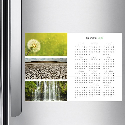 Calendrier Professionnel - Eau, Terre & Air 36757 preview