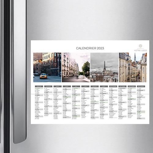 Calendrier Professionnel - Blanc et Pro 36774 preview
