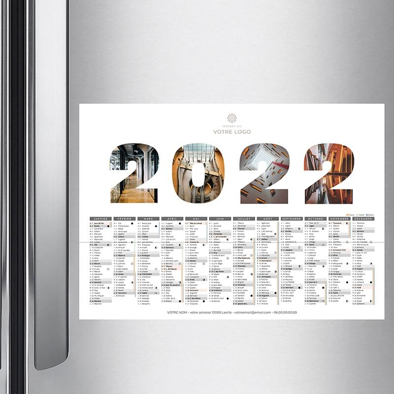 Calendrier Professionnel - Pro Chiffres 36775 thumb