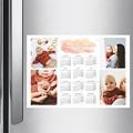 Calendrier photo monopage 2020 personnalisé Souvenirs de Noel pas cher