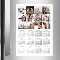 Calendrier Monopage 2020 Damier pas cher