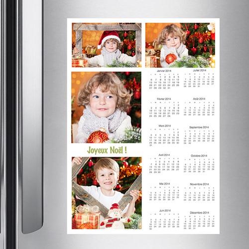 Calendrier Monopage - Année-Lumière 36789 thumb