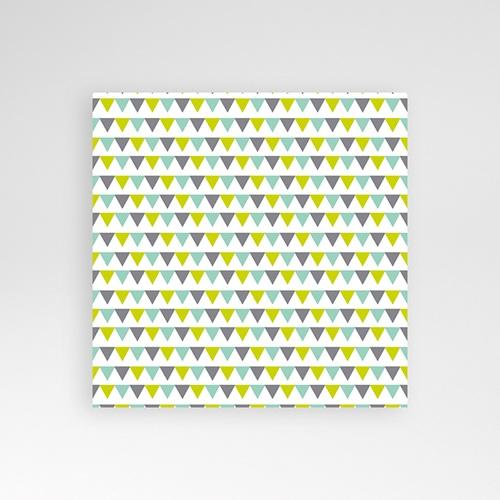 Cartons réponse Jolis triangles pas cher