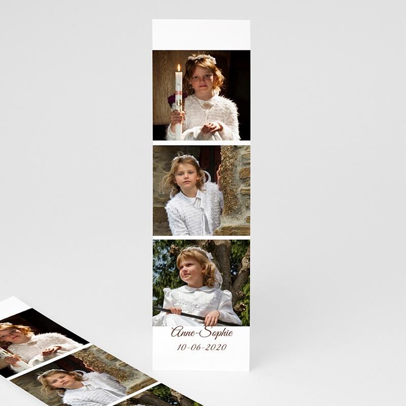 Marque-Page Souvenir de foi - Esteban
