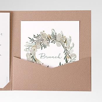 Créer soi même carte d'invitation marions-nous !