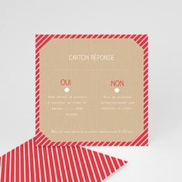 Cartons réponse Pop Corn