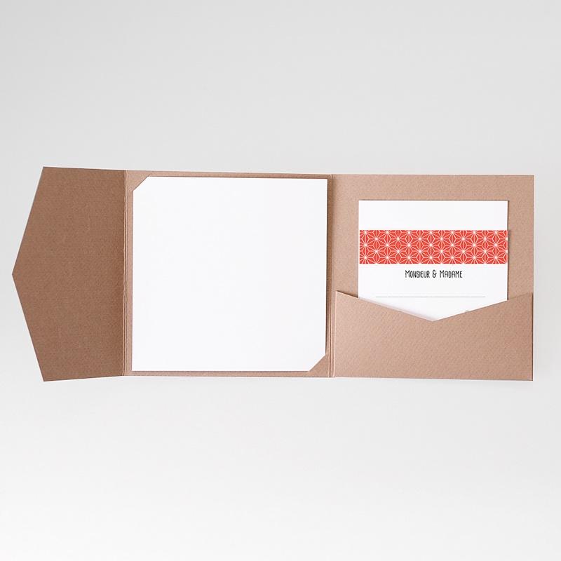 Cartons réponse Origami