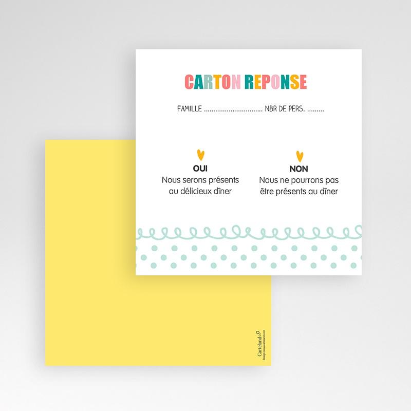 Cartons réponse Bonnes Mines gratuit
