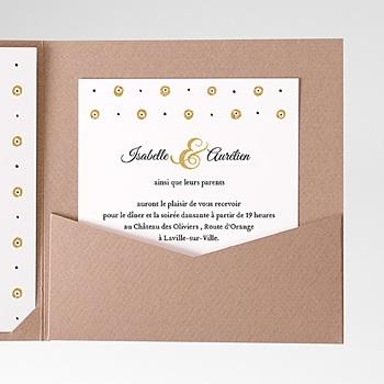 Carte d'invitation De Bon Ton à personnaliser