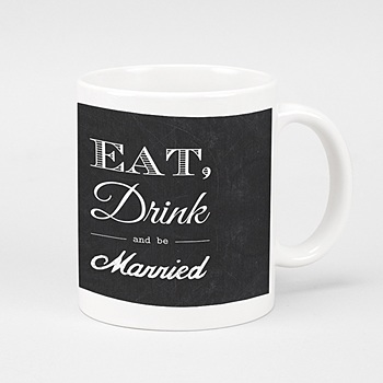 Mug Personnalisé - Be Married - 0