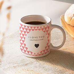 Mug Loisirs Mon Valentin
