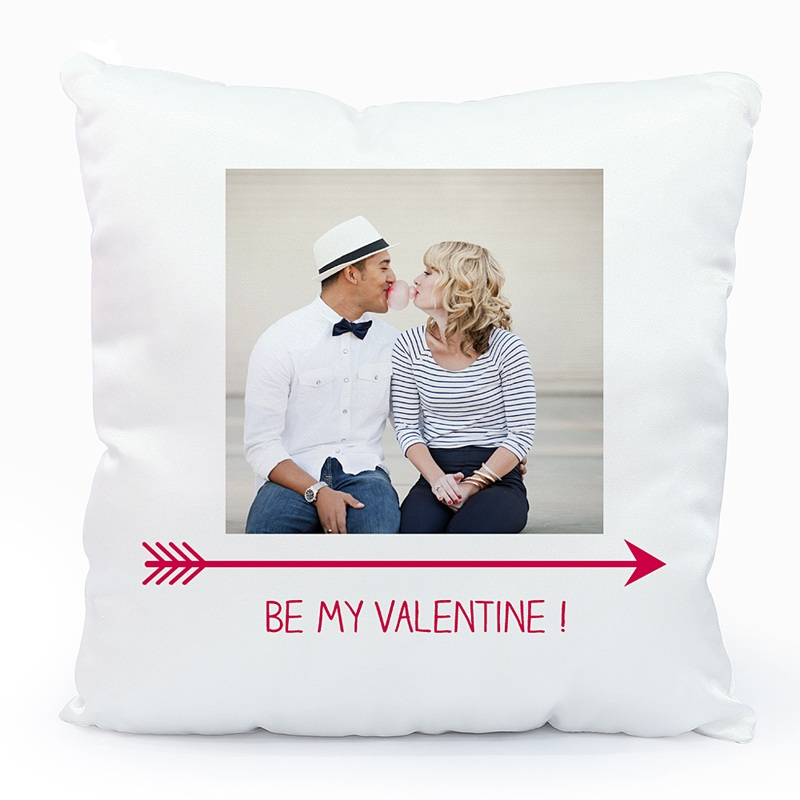 Coussin personnalisé - Be my Valentine 40469 thumb