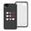 Coque Iphone 4/4s personnalisé - Coeurs de couleurs 40487 thumb