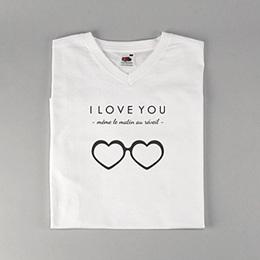 T-Shirt Loisirs Mon Valentin