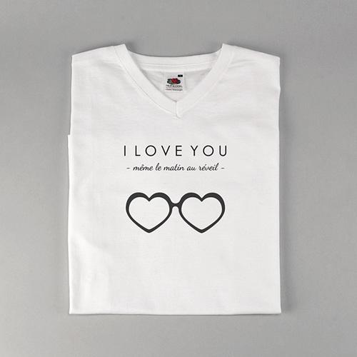 Tee-shirt homme Mon Valentin