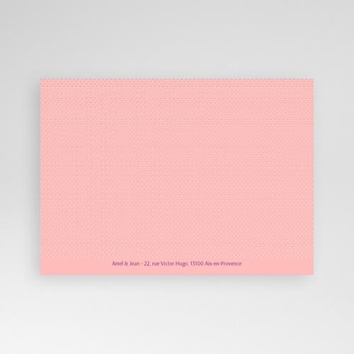 Faire-Part Naissance Fille - Jolis Pictos 40617 preview