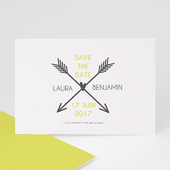 Acheter save the date mariage petits mots d'amour