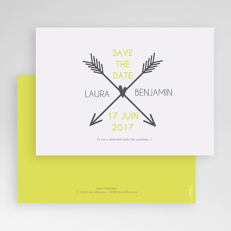 Save-The-Date - Petits mots d'amour 41386 thumb