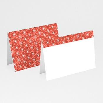 Marque Place Mariage Personnalisés Origami