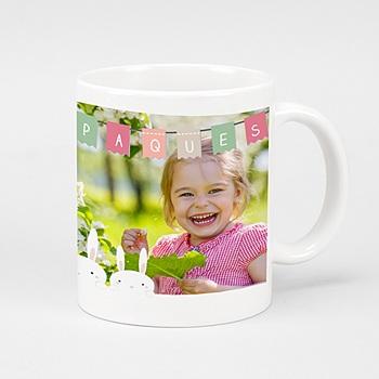 Mug Personnalisé - Joyeuse Pâque - 0