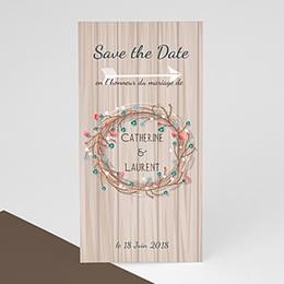 Save-The-Date - Esprit champêtre 41744