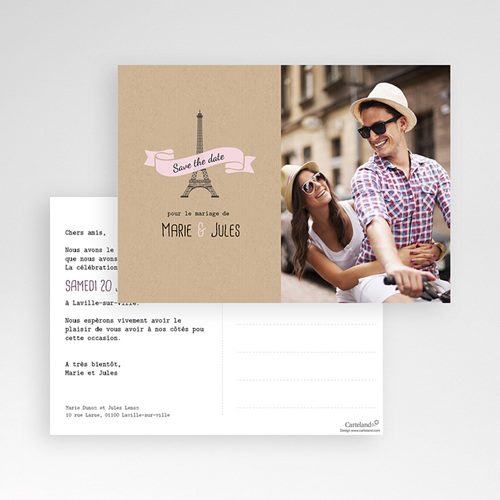 Save-The-Date - Love in Paris 42131 preview