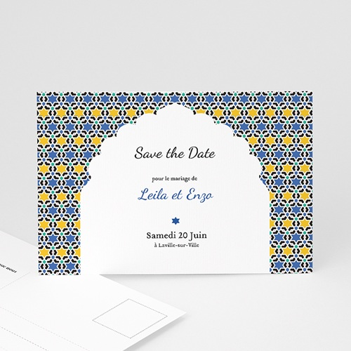 Save-The-Date - Arche Oriental 42150