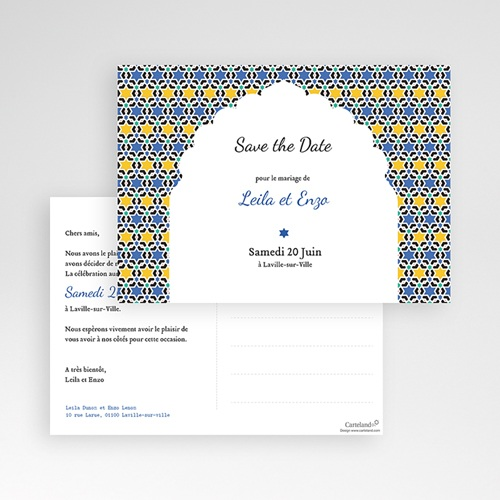 Save-The-Date - Arche Oriental 42151 preview