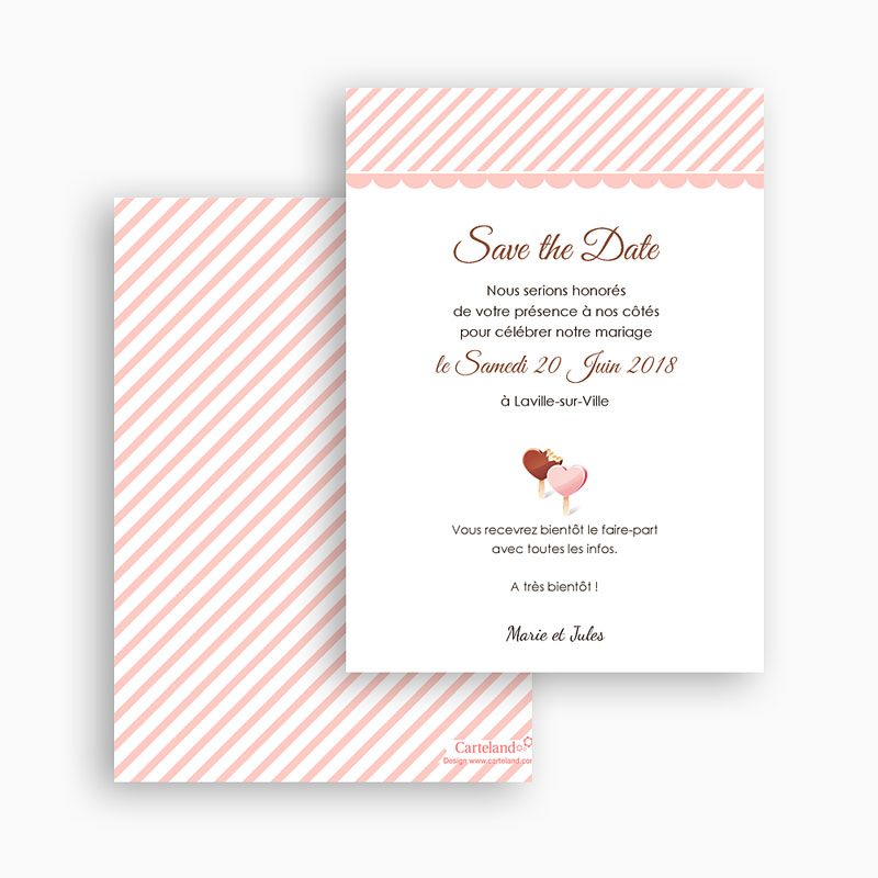 Save-The-Date - Péché gourmand 42472 thumb