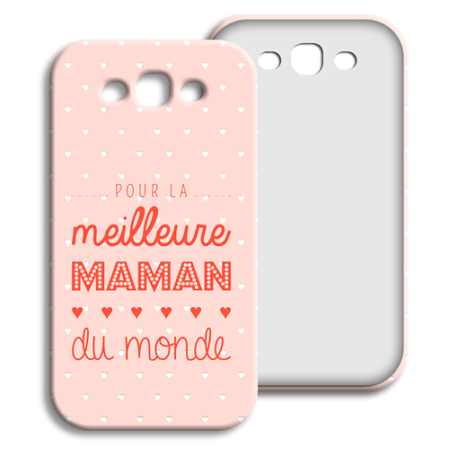 Coque Samsung Galaxy S3 - Photos maman 42865