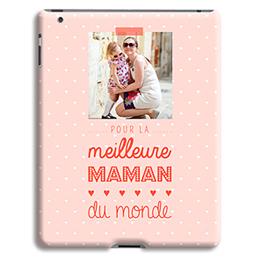 Coque iPad 2 - Photos maman - 0