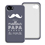 Coque Iphone 4/4s personnalisé - Message Papa 42867 thumb