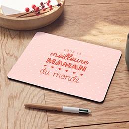 Tapis de Souris Fête des mères Photos maman