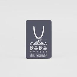 Marque Page Papa Lecteur
