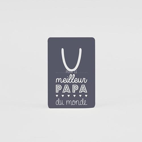 Marque-page - Papa Lecteur 42875 thumb