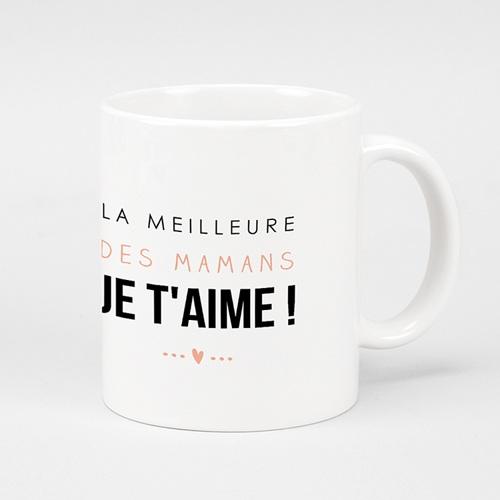 Mug Personnalisé - La meilleure maman 42882