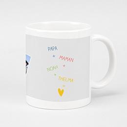 Mug Fête des pères Papa Fan