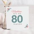 80 jolies fleurs - 0