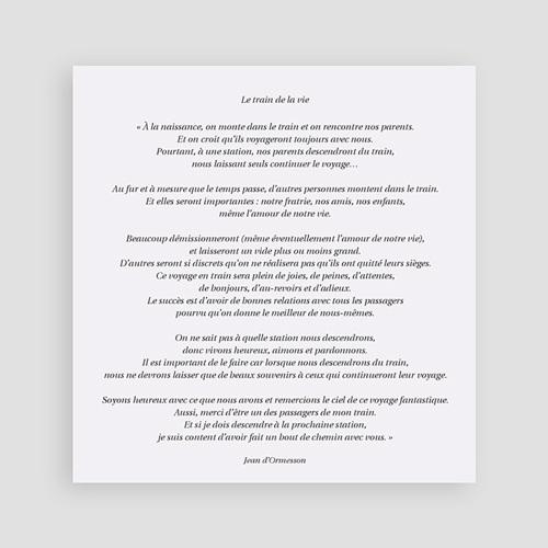 Remerciements Décès Universel - Consolation 43741 preview