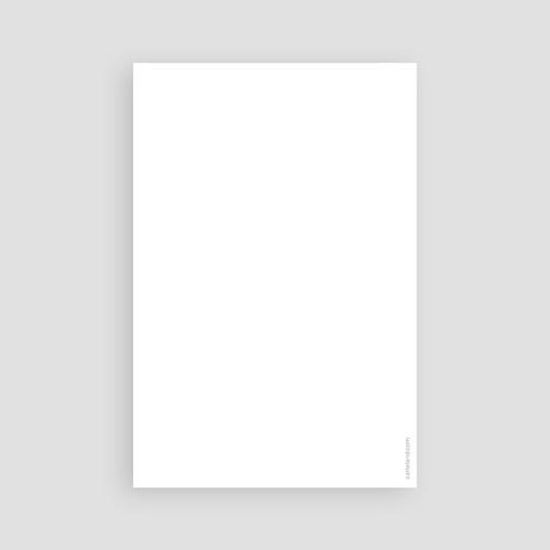 Carte Remerciement Décès Universel Noeud Marin pas cher