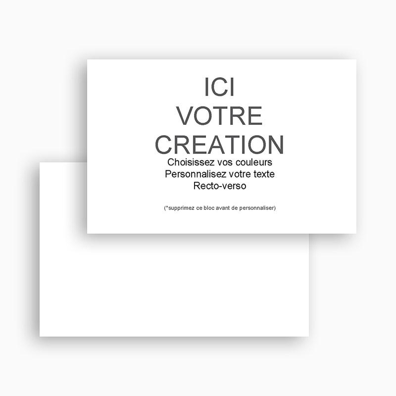 Carte de Visite 100% création carte de visite gratuit