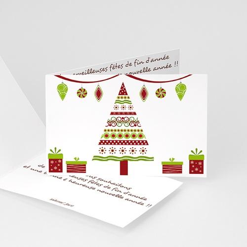 Carte de Voeux 2018 - Festivités de Noël 4418